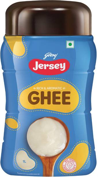 Jersey Rich & Aromatic Ghee 1 L Plastic Bottle