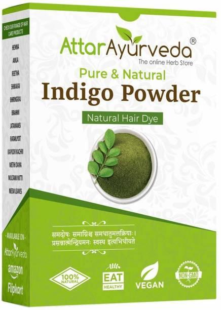 Attar Ayurveda Indigo Powder for black hair