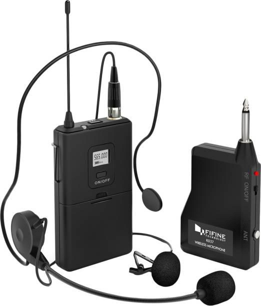Fifine K037B Microphone
