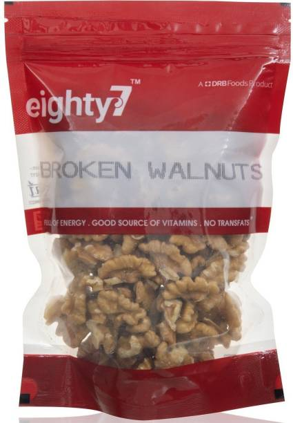 Eighty7 California Broken Akhrot Giri Walnuts