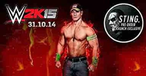 WWE 2K15 (for PS3)