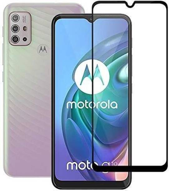 DSCASE Tempered Glass Guard for Motorola G10 Power