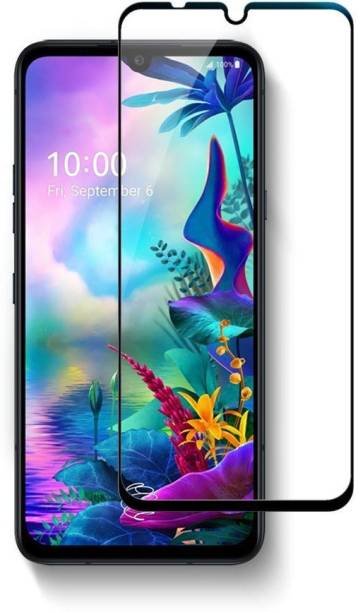 Pannu Edge To Edge Tempered Glass for LG W31
