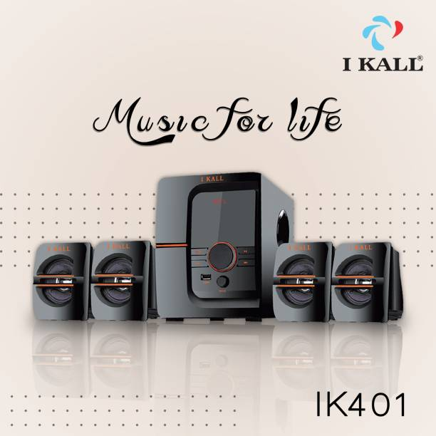 I Kall IK401 BT 60 W Bluetooth Home Theatre