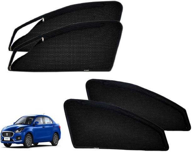 Ultra Fit Side Window Sun Shade For Maruti Suzuki Swift Dzire
