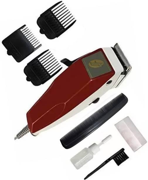 Alsuu Heavy Duty FYC Professional RF-666 Hair Clipper  Runtime: 90 min Trimmer for Men
