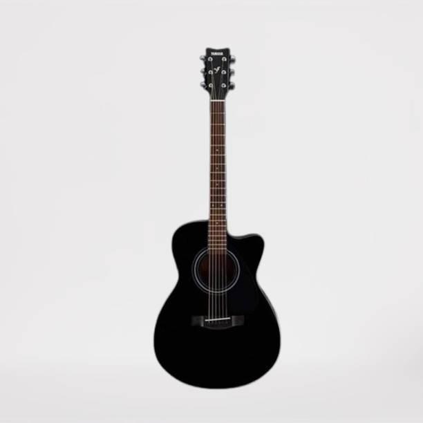YAMAHA FS80CBLACK Rosewood Semi-acoustic Guitar