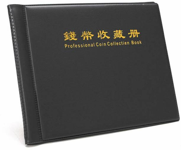 PRIONSA Pockets Collection Album (Black Color) Album