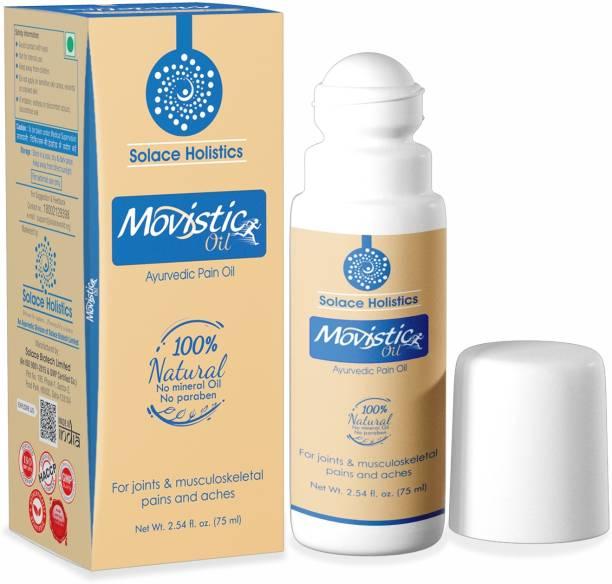 Solace holistics Ayurvedic Pain Oil