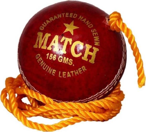 Priya Sports Practice-Red Cricket Training Ball