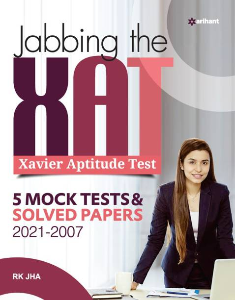 Jabbing The XAT Solved Papers And Mock Test 2022