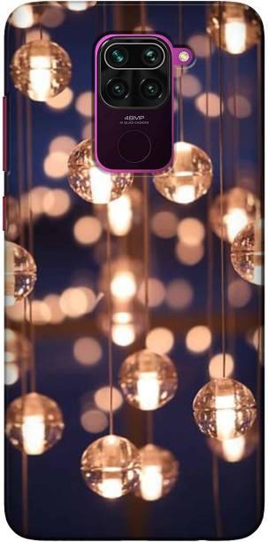 Kaina Back Cover for Mi Redmi Note 9