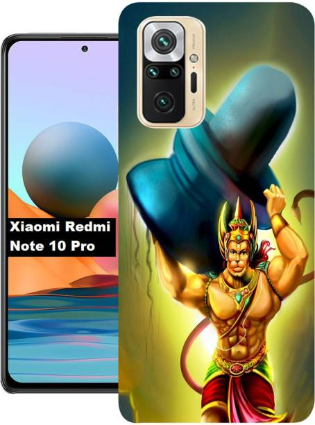 mitzvah Back Cover for Xiaomi Redmi Note 10 Pro