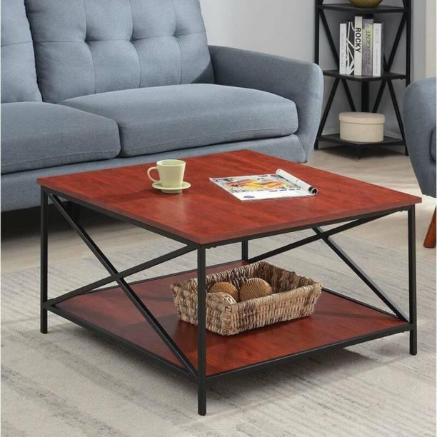 TeakBliss Solid Wood Coffee Table