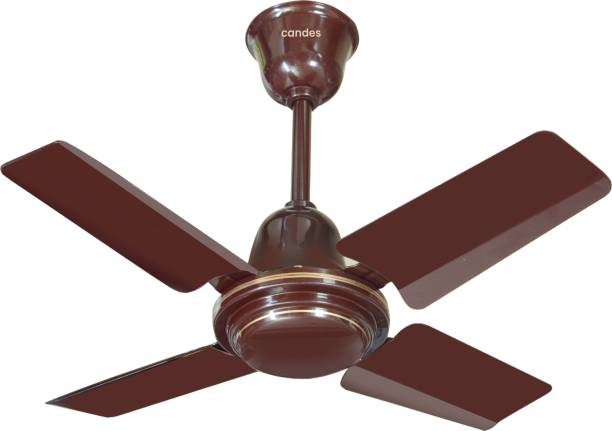 Candes TINNY 600 mm Anti Dust 4 Blade Ceiling Fan