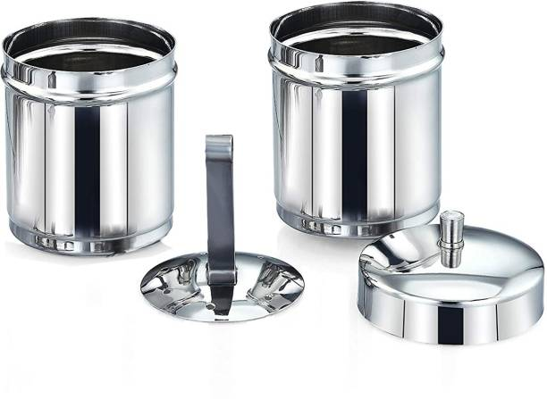 Eleven Rings Stainless Steel South Indian Style Drip Filter Coffee Maker 150 ml (2-3 Cups) Indian Coffee Filter