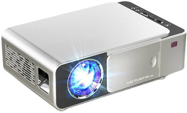 Livato T6 Full HD Android 4000 lm LED Corded Mobiles Portable Projector
