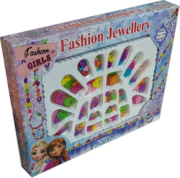 Sterling Frozen Fashion Jewellery Kit for Kids