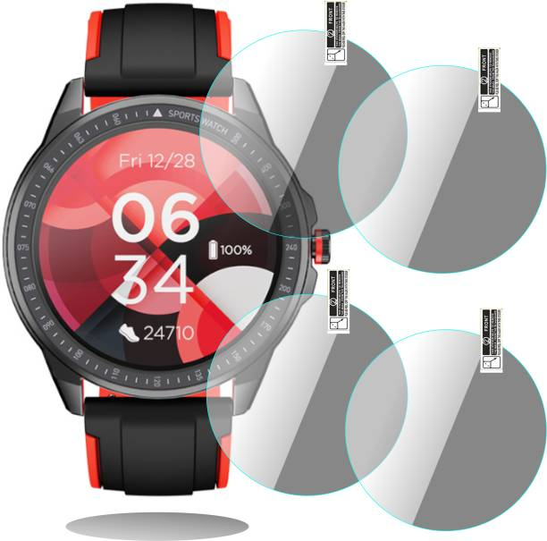 FINCH Tempered Glass Guard for Boat Flash Smartwatch