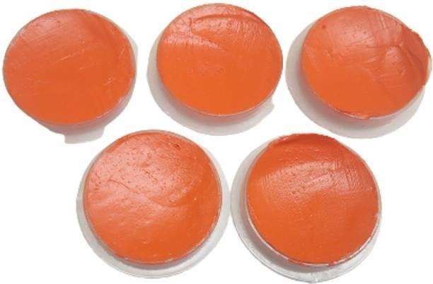 NAACHAAS Sri Hanuman Bajranbali Anjaneya Sendhuram Paste Orange sindoor