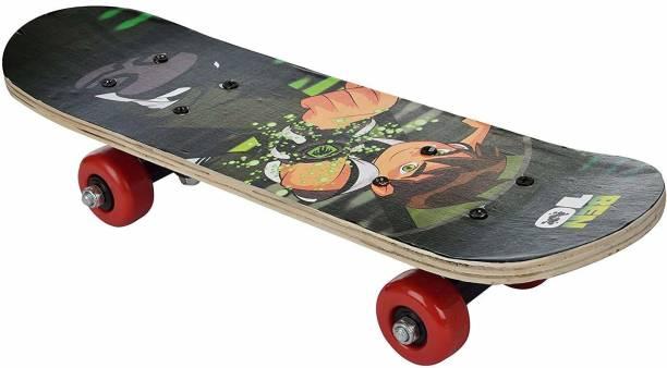 ZARTHA BEN 10 SKATEBOARD 23 inch x 6 inch Skateboard