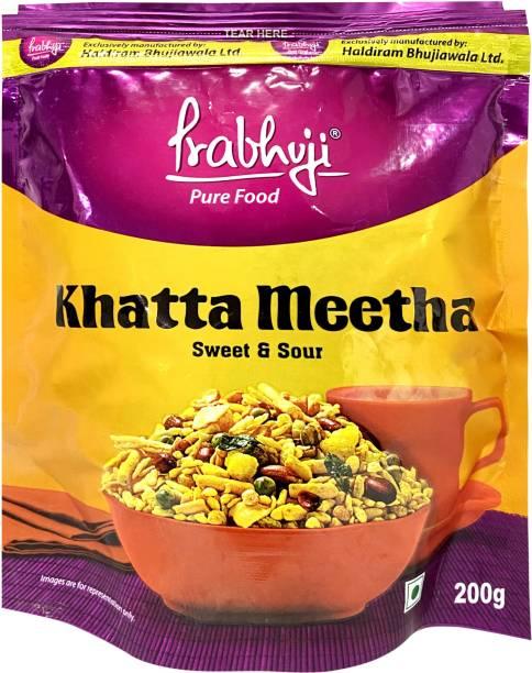 PRABHUJI PURE FOOD Khatta Meetha