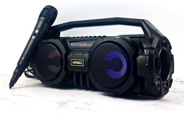 fiado BBOM BOX-S1 HD DYNAMIC SOUND BASS WITH LED LIGHT WIRELESS 20 W Bluetooth Speaker