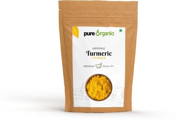 Pure Organio Pureorganio Organic Turmeric Powder