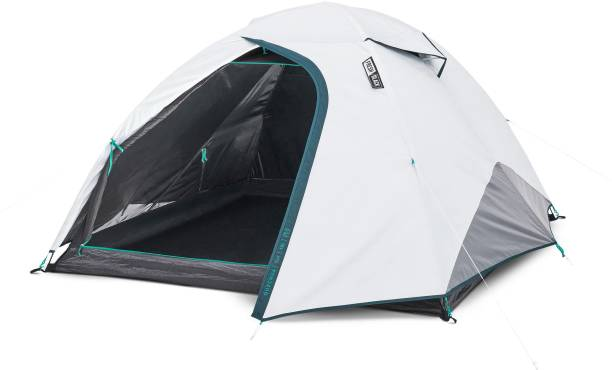 QUECHUA by Decathlon CAMPING TENT MH100 FRESH & BLACK - 3 PERSON Tent - For 3 Person
