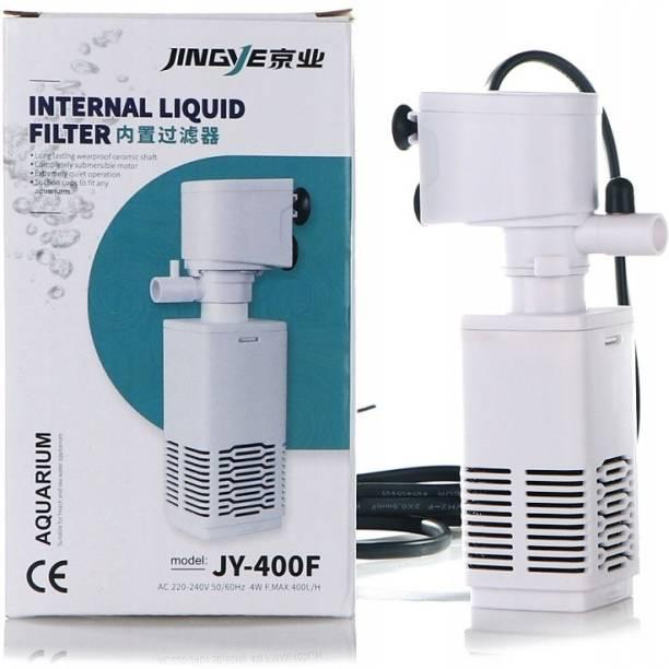 Jingye JY-400F Aquarium Internal Liquid Filter Power Aquarium Filter