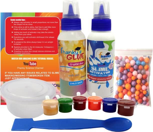 fhanky science Basic Slime kit