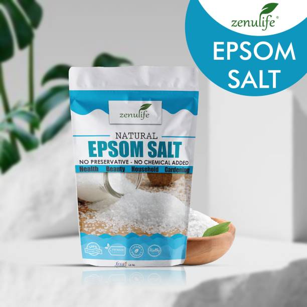 zenulife EPSOM SALT MULTIPURPOSE 50g
