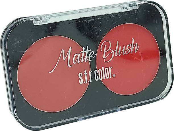 s.f.r color Original 2 in 1 Blusher Shade 02#