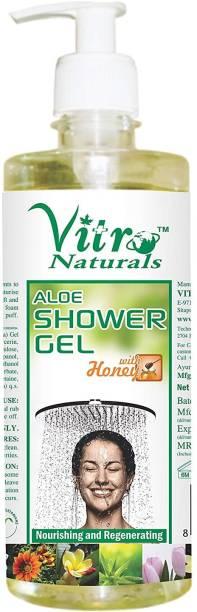 Vitro Naturals Aloe Shower Gel