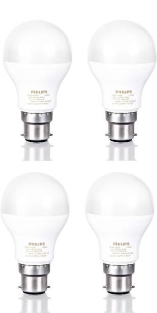 PHILIPS 10.5 W Round B22 LED Bulb