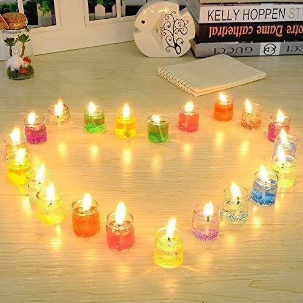 Ein Sof Small Jelly Candle