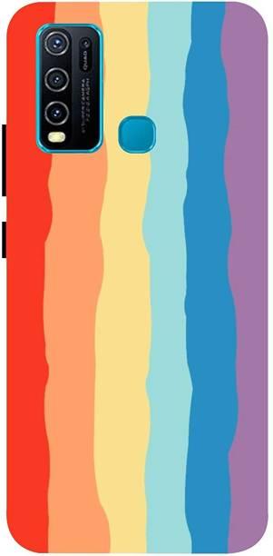 UNQMobi Back Cover for Vivo Y50