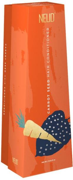 NEUD Carrot Seed Premium Hair Conditioner for Men & Women - 1 Pack