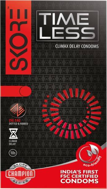 SKORE Time Less Condom