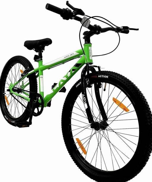 CAYA APX 24 flash green 26 T BMX Cycle