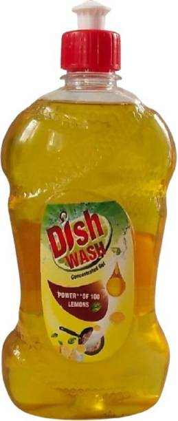 Elite DISHWASH GEL (ULTRA CLEAN-500ML) Dish Cleaning Gel