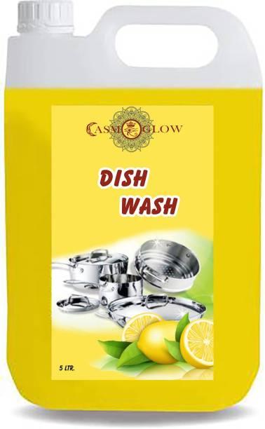 casmoglow 5 liter Dish Cleaning Gel Non Acidic Dishwashing Detergent Dish Cleaning Gel