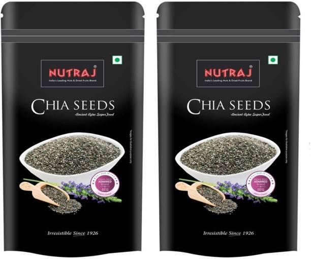 Nutraj Chia Seeds 200g (Pack of 2)