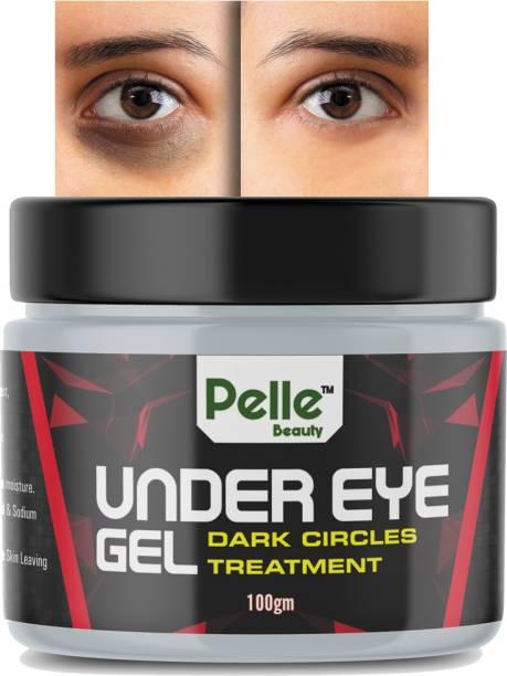 Pelle Beauty Under Eye Gel For Dark Circles Treatment_ For Women _100gm