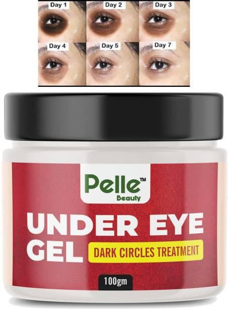 Pelle Beauty Under Eye Gel For Dark Circles _ For Men _100gm