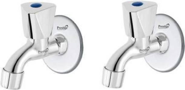 Prestige Premium quality stainless steel Acura shape Bib Tap - Pack of 2 Bib Tap Faucet