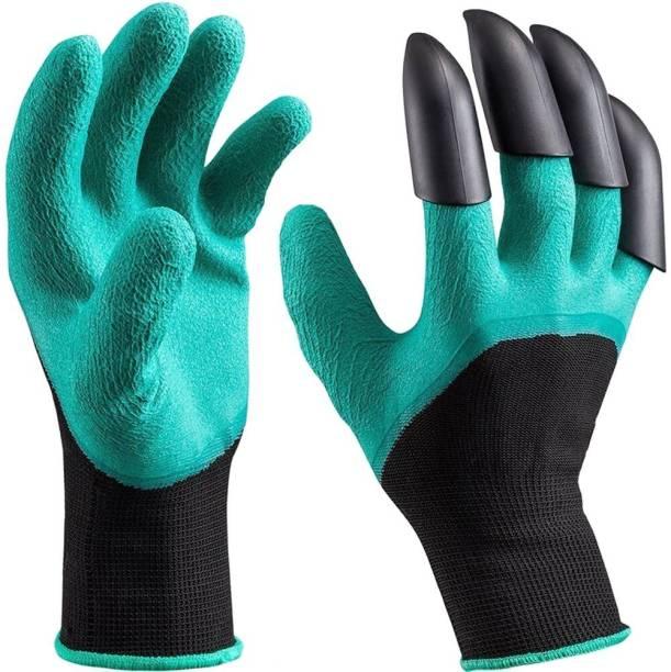 ADOLF Digging-Gloves Gardening Shoulder Glove