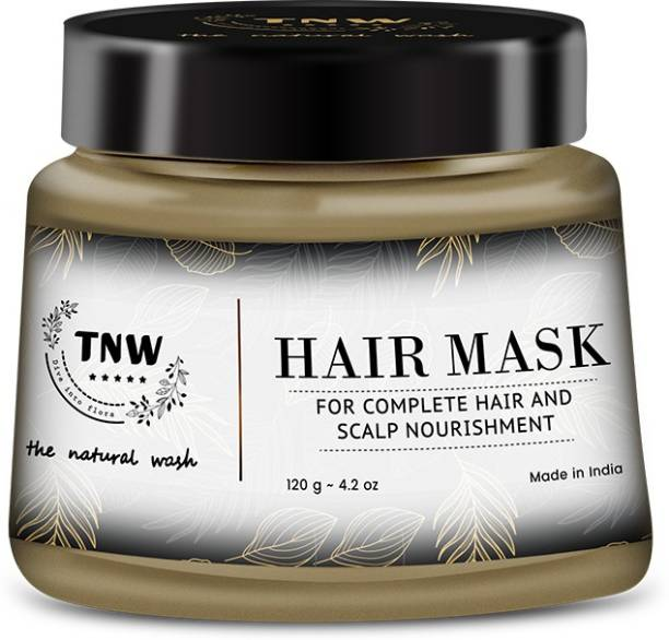TNW - The Natural Wash Hair Mask for hair and scalp Nourishment