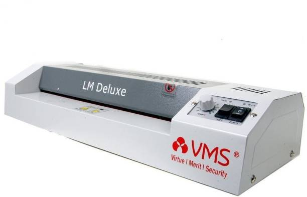 VMS Professional LM Deluxe A3 Lamination Machine Hot & Cold with Anti-jam Technology 12.6 inch Lamination Machine