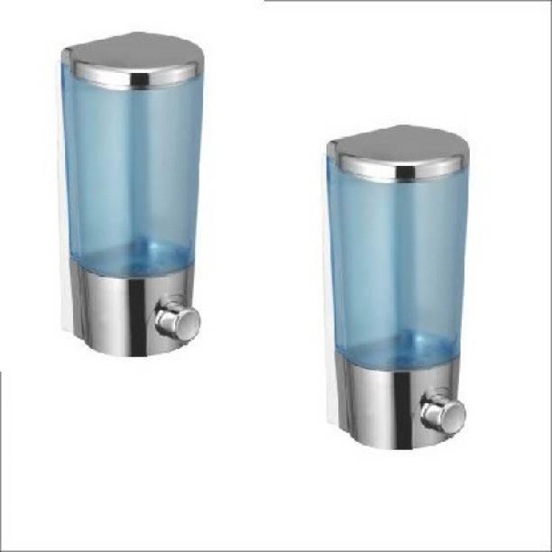 Prestige Liquid Soap Dispenser for Bathroom 400 ml Shampoo, Conditioner, Liquid Dispenser